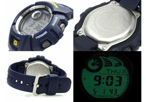 CASIO G-2900F-2VER - фото 10   Интернет-магазин оригинальных часов и аксессуаров