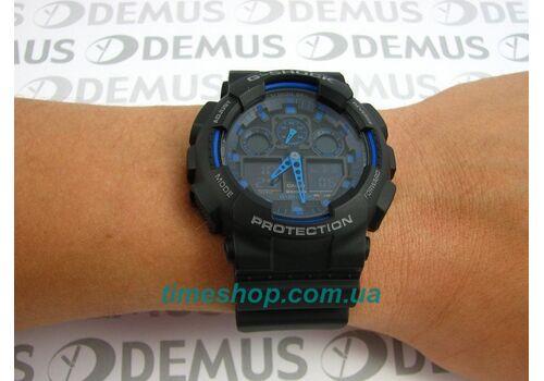 CASIO GA-100-1A2ER - фото 4   Интернет-магазин оригинальных часов и аксессуаров