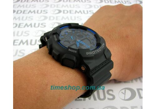 CASIO GA-100-1A2ER - фото 5   Интернет-магазин оригинальных часов и аксессуаров