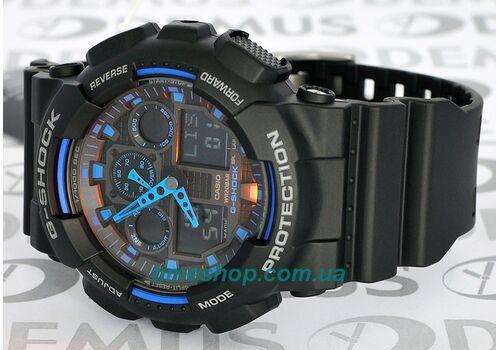 CASIO GA-100-1A2ER - фото 3   Интернет-магазин оригинальных часов и аксессуаров