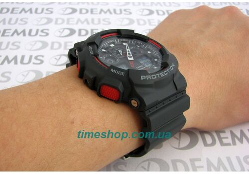 CASIO GA-100-1A4ER - фото 6 | Интернет-магазин оригинальных часов и аксессуаров