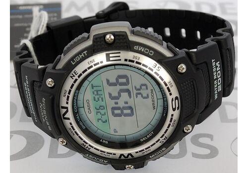 CASIO SGW-100-1VEF - фото 3   Интернет-магазин оригинальных часов и аксессуаров