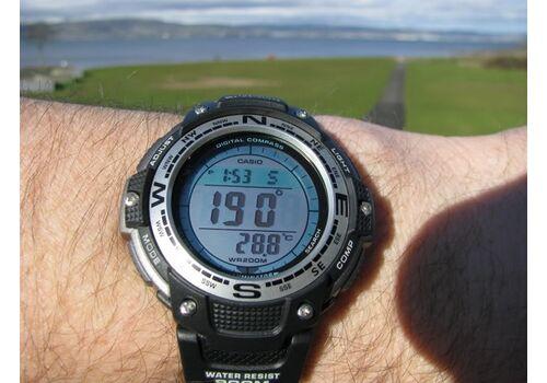 CASIO SGW-100-1VEF - фото 4   Интернет-магазин оригинальных часов и аксессуаров