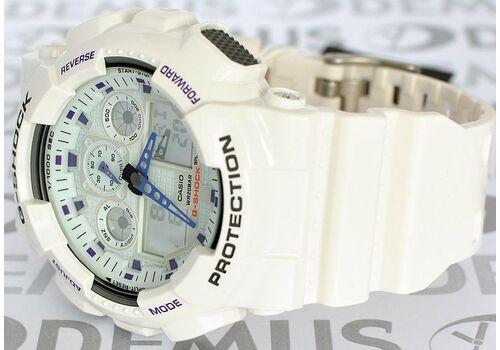 CASIO GA-100A-7AER - фото 3 | Интернет-магазин оригинальных часов и аксессуаров