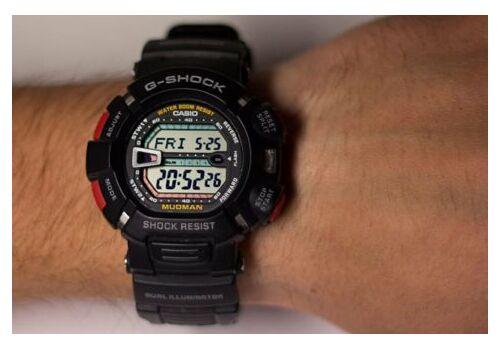 CASIO G-9000-1VER - фото 8 | Интернет-магазин оригинальных часов и аксессуаров