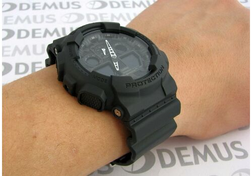 CASIO GA-100-1A1ER - фото 3   Интернет-магазин оригинальных часов и аксессуаров