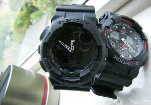 CASIO GA-100-1A1ER - фото 5   Интернет-магазин оригинальных часов и аксессуаров