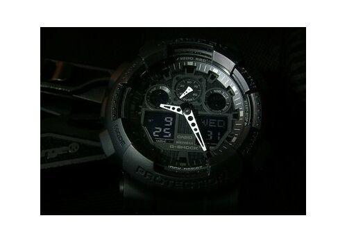 CASIO GA-100-1A1ER - фото 11   Интернет-магазин оригинальных часов и аксессуаров