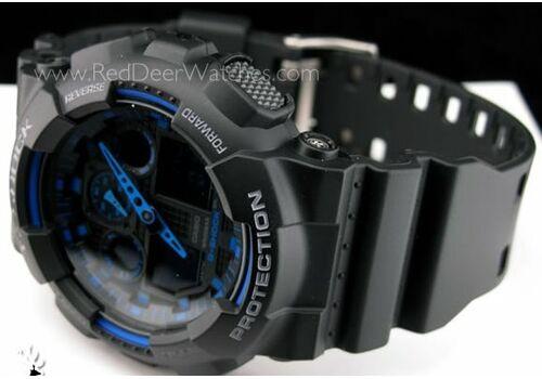 CASIO GA-100-1A2ER - фото 10   Интернет-магазин оригинальных часов и аксессуаров