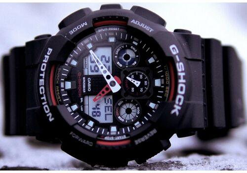 CASIO GA-100-1A4ER - фото 9 | Интернет-магазин оригинальных часов и аксессуаров