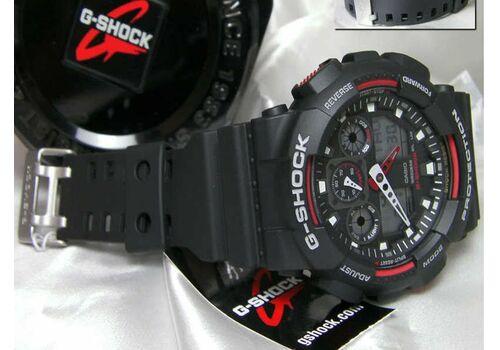 CASIO GA-100-1A4ER - фото 14 | Интернет-магазин оригинальных часов и аксессуаров