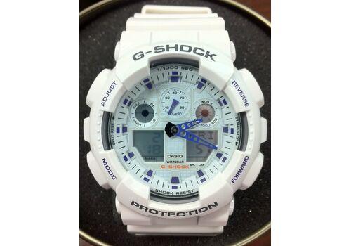 CASIO GA-100A-7AER - фото 17 | Интернет-магазин оригинальных часов и аксессуаров