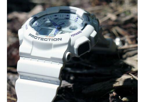 CASIO GA-100A-7AER - фото 8 | Интернет-магазин оригинальных часов и аксессуаров