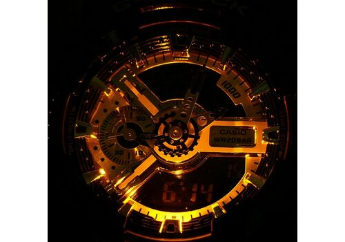 CASIO GA-110GB-1AER - фото 15   Интернет-магазин оригинальных часов и аксессуаров