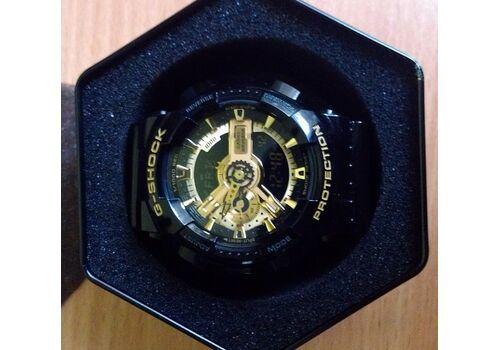 CASIO GA-110GB-1AER - фото 3   Интернет-магазин оригинальных часов и аксессуаров