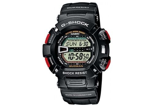 CASIO G-9000-1VER - фото  | Интернет-магазин оригинальных часов и аксессуаров