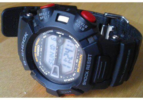 G-9000 MUDMAN - фото 2 | Интернет-магазин оригинальных часов и аксессуаров
