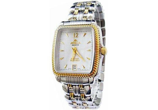 8267a4d3 Мужские часы APPELLA A-417-2001 Распродажа! - купить по цене 7529 в ...