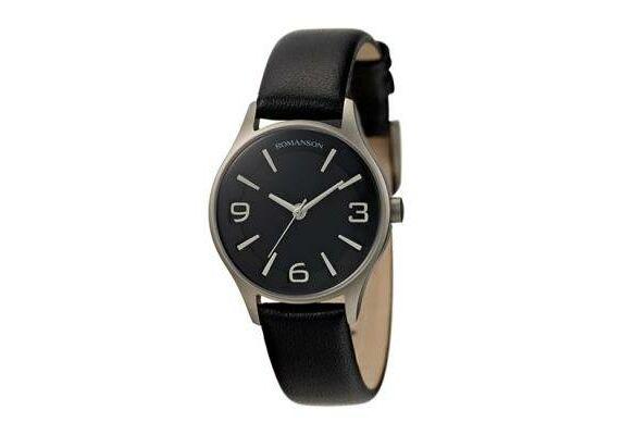 79d03751 Женские часы ROMANSON TL1243LL1WA32W-K (TL1243MWH BK) Супер цена ...