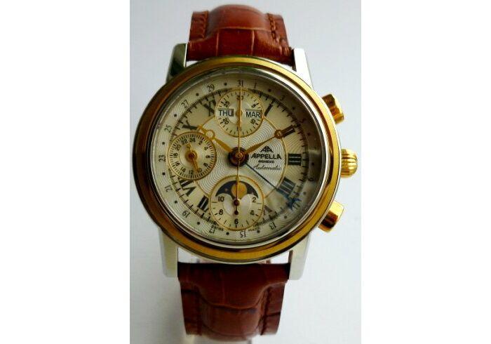 85f4268e Мужские часы APPELLA AM-1009-2011 Распродажа! - купить по цене 57199 ...
