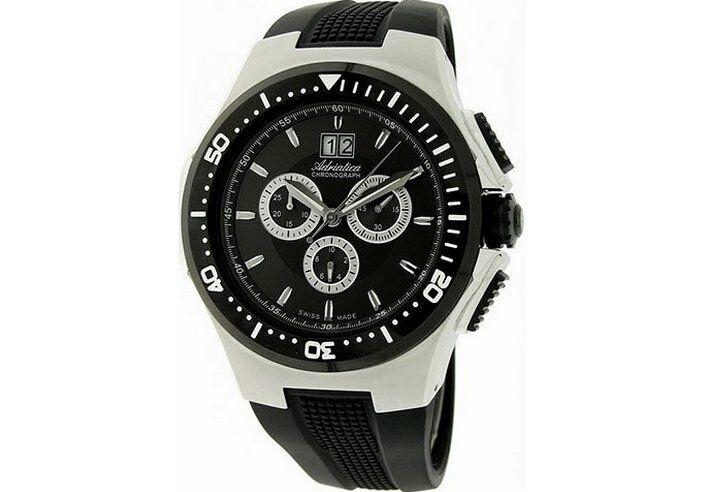5d37541e Мужские часы Adriatica ADR 1119.5216CH - купить по цене 9221 в грн в ...