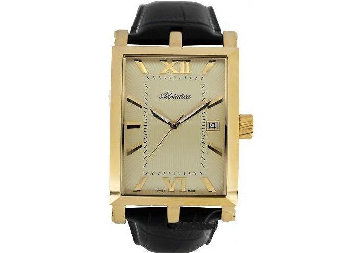 f3374e5f Мужские часы Adriatica ADR 1112.1261Q - купить по цене 6148 в грн в ...