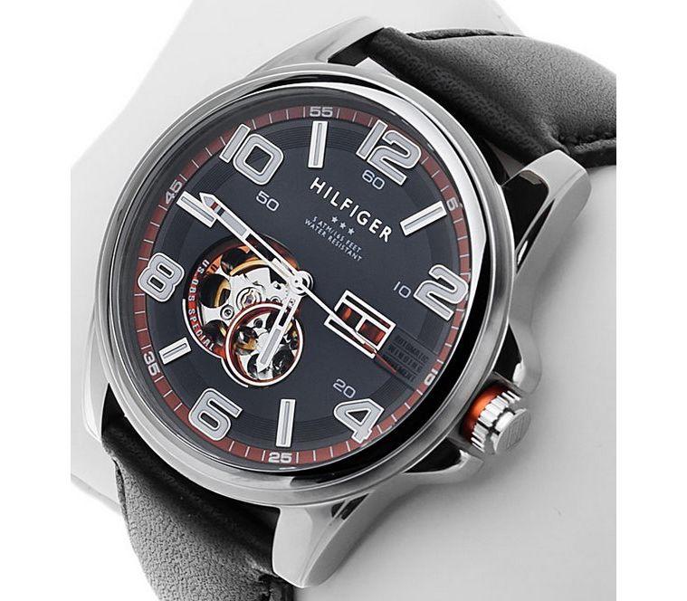 Мужские часы Tommy Hilfiger TH-1790907 - купить по цене 4998 в грн в ... 911709a460c0f