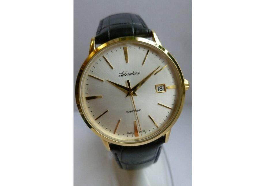 d704bcd6 Мужские часы Adriatica ADR 1243.1213Q - купить по цене 4462 в грн в ...
