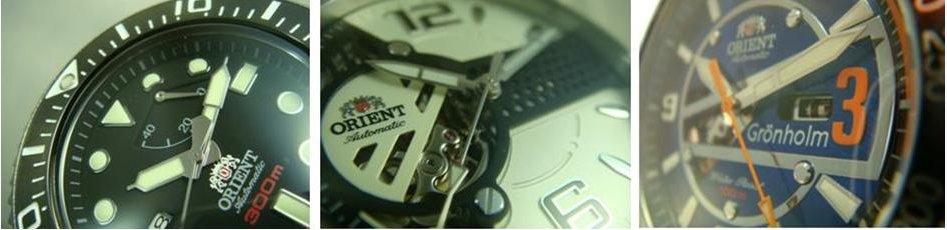 японские часы Ориент в Украине